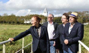 De Forbudte Sange: Bodil Jørgensen & Martin Schacks Kvartet