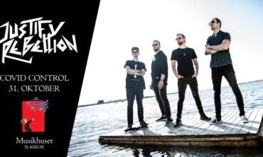 Justify Rebellion [Covid Control Concert]