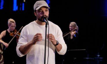 Shaka Loveless Med Danmarks Underholdningsorkester