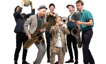 Jazzy July præsenterer : The Kutimangoes